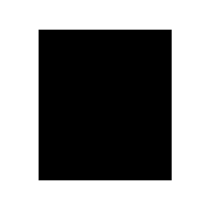 Airbnb logo black