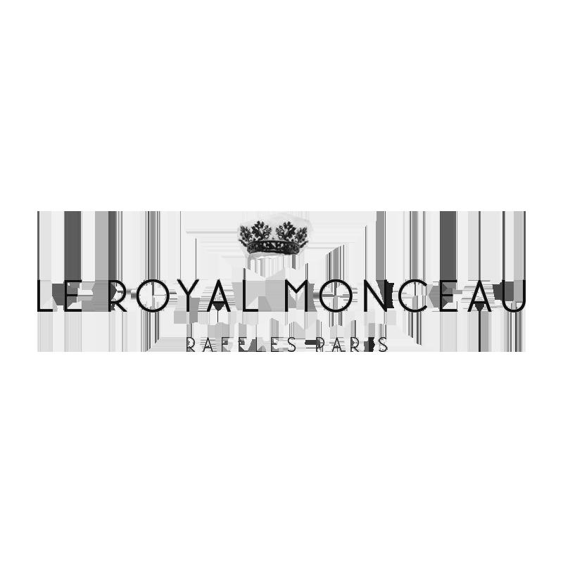 Le Royal Moneceu Raffles Paris logo